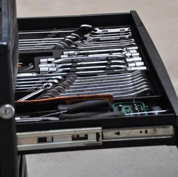 sleutels voor reparatie